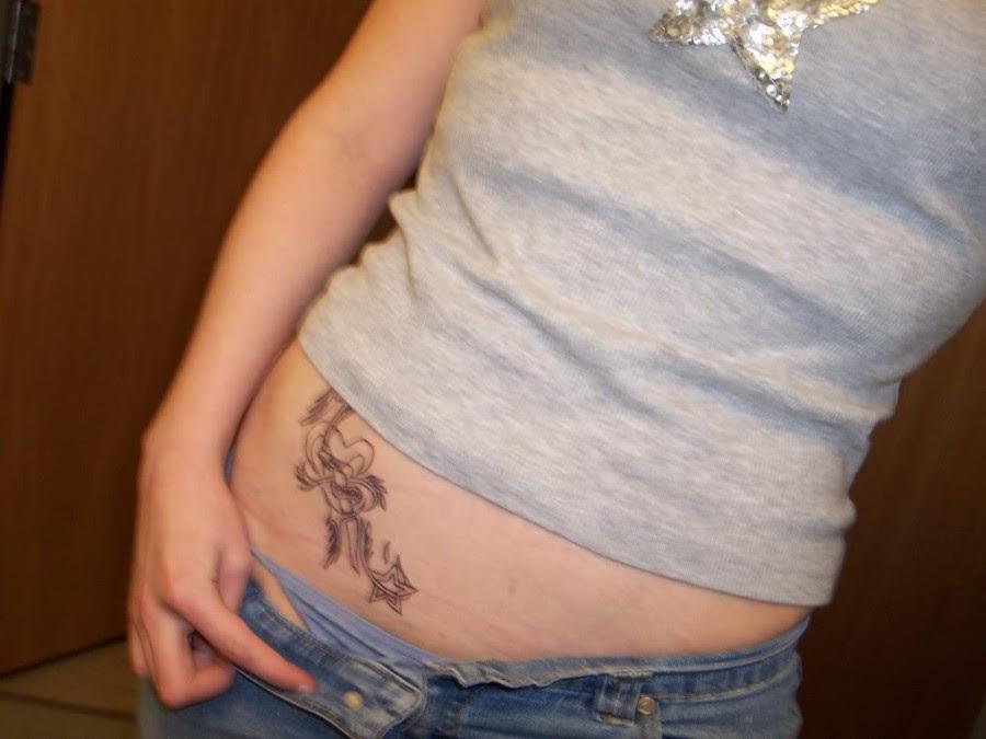 Cute Love Symbol Tattoo Design For Girls Nsfw Tattoomagz