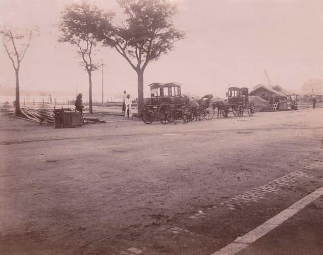 SAIGON - Bến Bạch Đằng