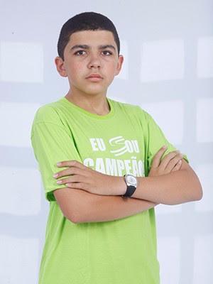 Victor Raniery de Holanda, de 15 anos, foi aprovado no curso de mecânica-aeronáutica do ITA (Foto: Arquivo Pessoal)