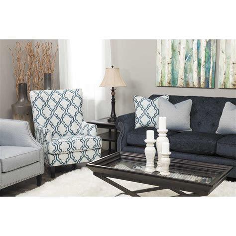 lavernia slate tufted sofa nn  ashley furniture afw