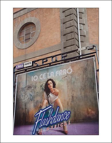 Flashdance by hans van egdom