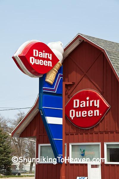 Unique Dairy Queen