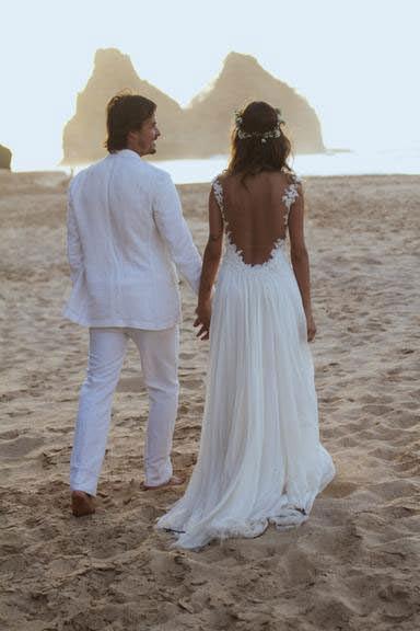 vestido de noiva thaila ayala