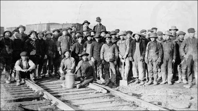 an overview of the construction of a railroad by the chinese workers in the united states A train station was built in just nine hours by 1500 workers in china organised with military precision, the project which reportedly took place over the weekend, was completed in the southern fujian province seven trains and 23 diggers were used in the huge construction project at the nanlong railway.