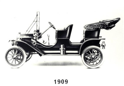 Ford Model T, 1909