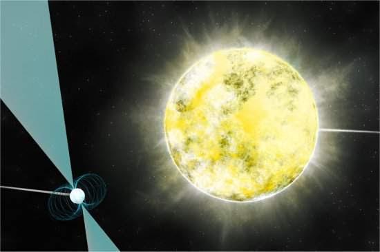 Estrela pode ser diamante do tamanho da Terra