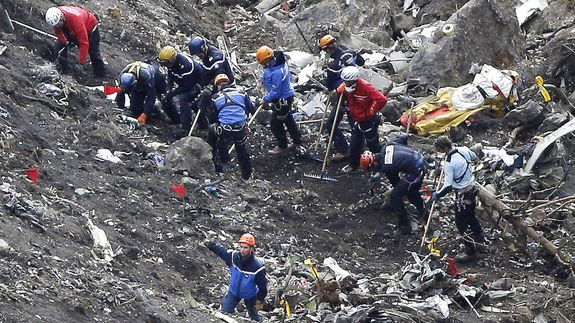 Germanwings-debris