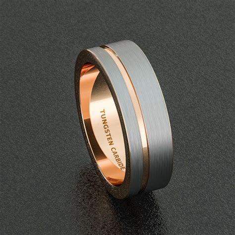 25  best ideas about Men Wedding Rings on Pinterest