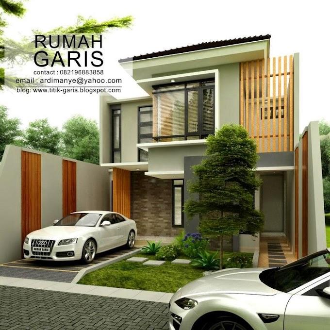 Desain Rumah Minimalis 2 Lantai Type 90   Ide Rumah Minimalis