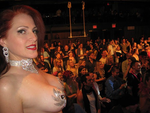 New York Burlesque Festival 2007