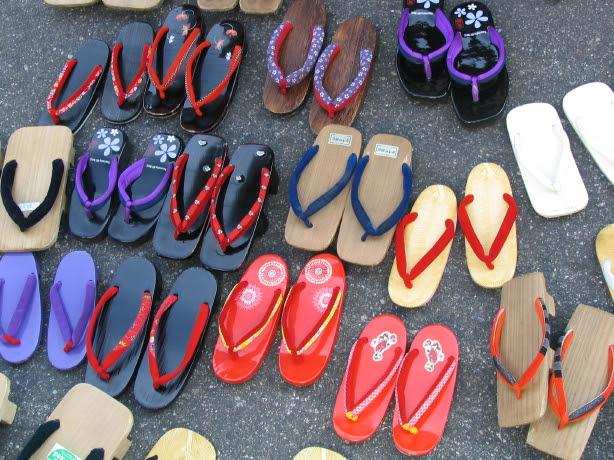 Schoenen uit natuurlijk