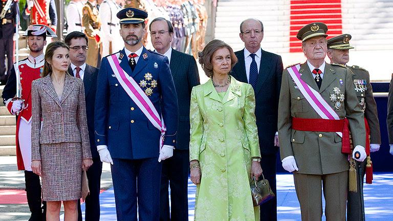 Día de las Fuerzas Armadas 2013 (Madrid)