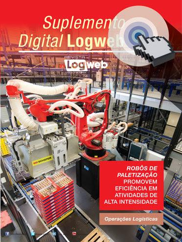 Revista Logweb Edição Suplemento Digital Logweb Maio 2017