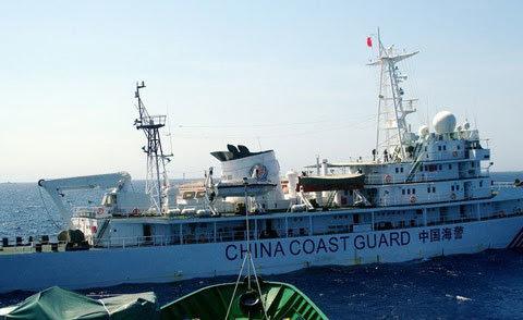 Hoàng Sa, chủ quyền, Biển Đông, giàn khoan, Hải Dương 981, kiểm ngư, cảnh sát biển, Biển Đông