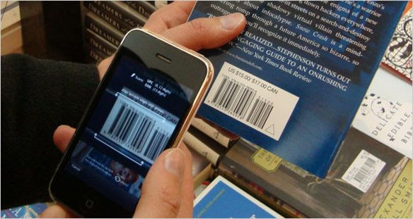 Barcode Scanner Using Xamarin Forms