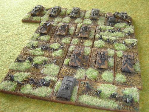 West German - Panzer Grenadier Battalion
