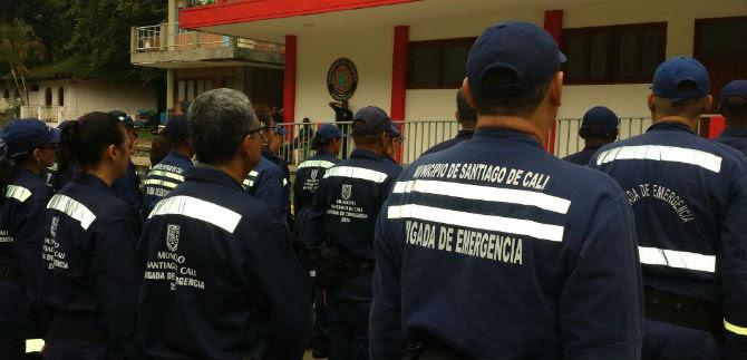 Funcionarios del CAM se preparan como brigadistas para atender a visitantes en emergencias
