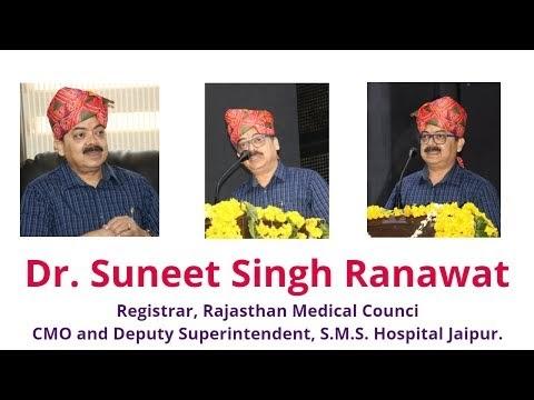 Brief Profile of Dr Suneet Singh Ranawat, Registrar, RMC | SMS Hospital ...