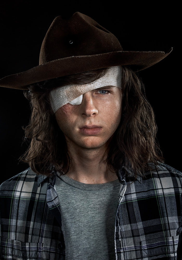 Image result for carl grimes