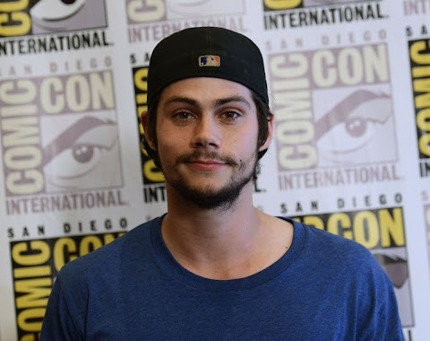 Dylan O Brien Comic Con 2016