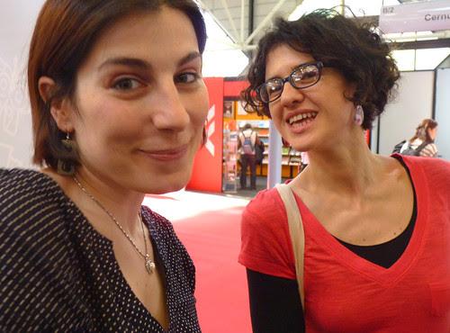 Aurora e Marta! by la casa a pois