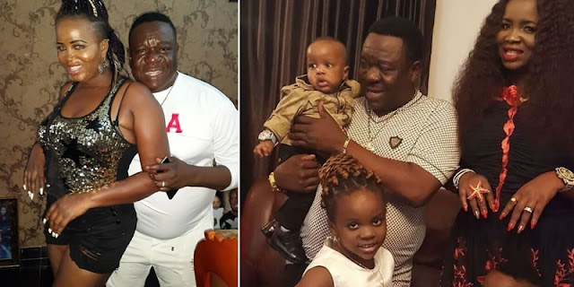 Mr Ibu Reacts To Rumors Of battling with stroke