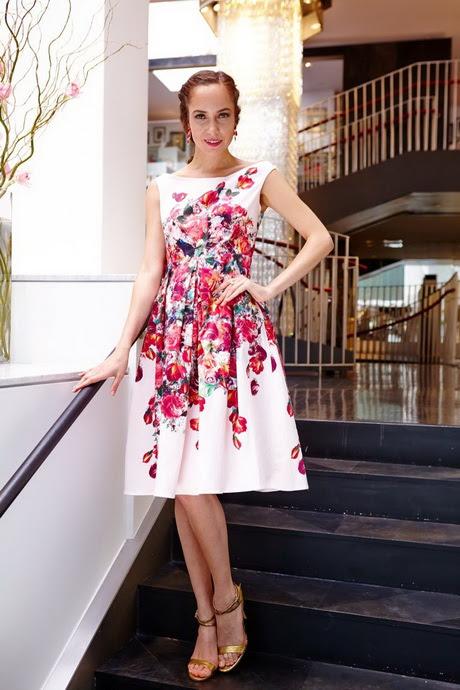 Dress for garden wed