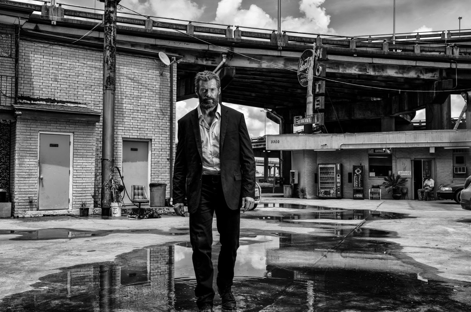 LOGAN Is Coming To Theaters In Black And White On May 23