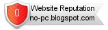 No-pc.blogspot.com website reputation
