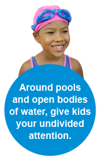how to teach your child swimming