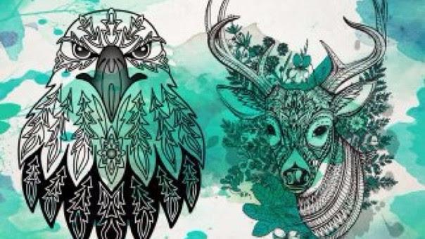 Resultado de imagem para horoscopo celta animal