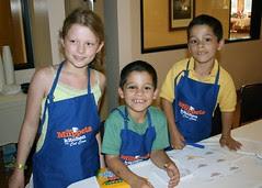 My little chefs
