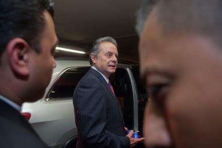 El secretario de Energía, Pedro Joaquín Coldwell. Foto: Octavio Gómez