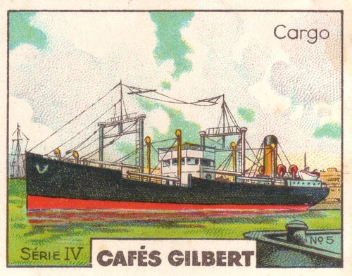 gilbert bateau 5