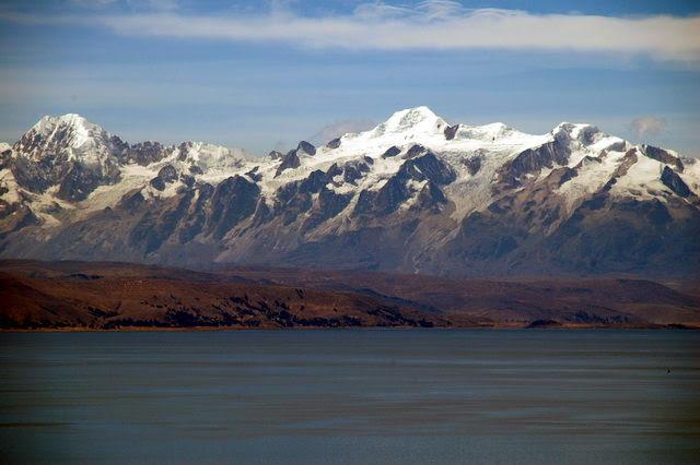 isla del sol sur le lac titicaca