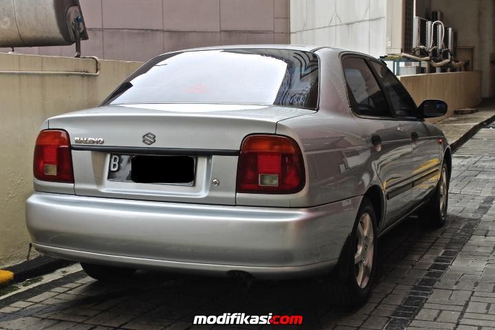 97 Koleksi Modifikasi Mobil Baleno Tahun 2000 HD Terbaru