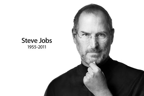 Steve Jobs 1955 - 2011 by stevegarfield