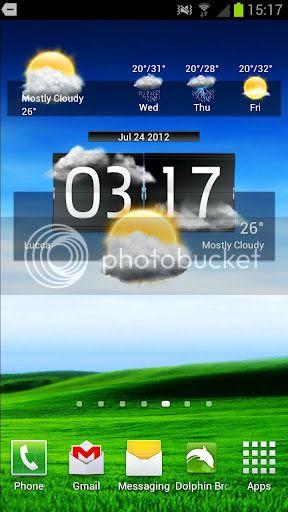dc36edc1 Premium Widgets & Weather 1.1.9.6 (Android) APK