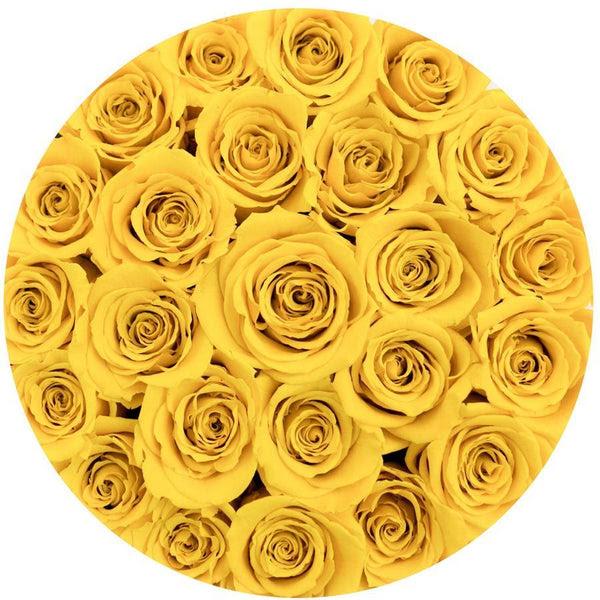 Rosas Amarillas Compra Rosas Amarillas Preservadas En Madrid