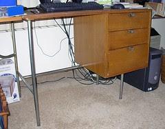 Herman Miller George Nelson Desk 4