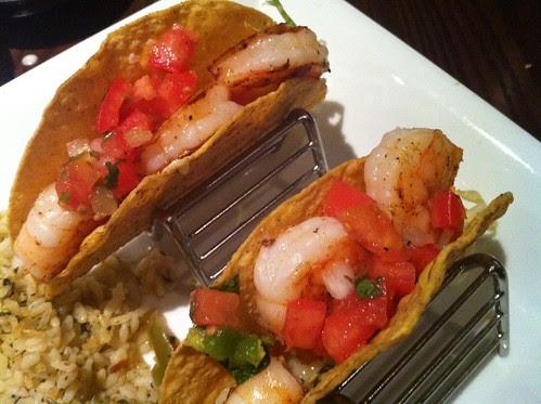 244. Shrimp tacos at Swanky's