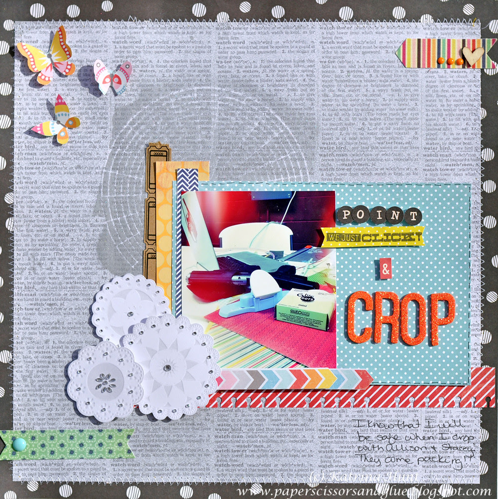 We Point, Click, & Crop-An Hour Layout