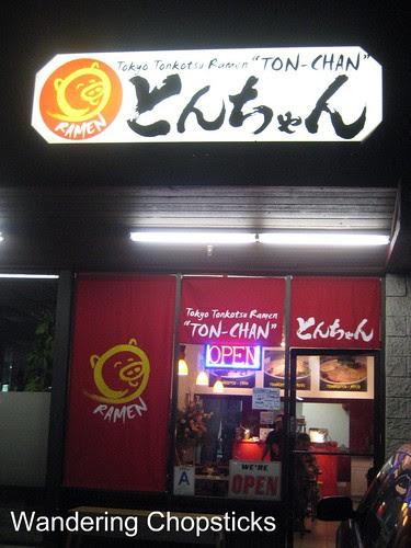 Ton Chan Ramen - San Gabriel 1