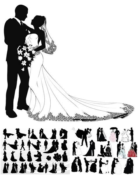 Ideas about wedding clip art on wedding 3   Clipartix