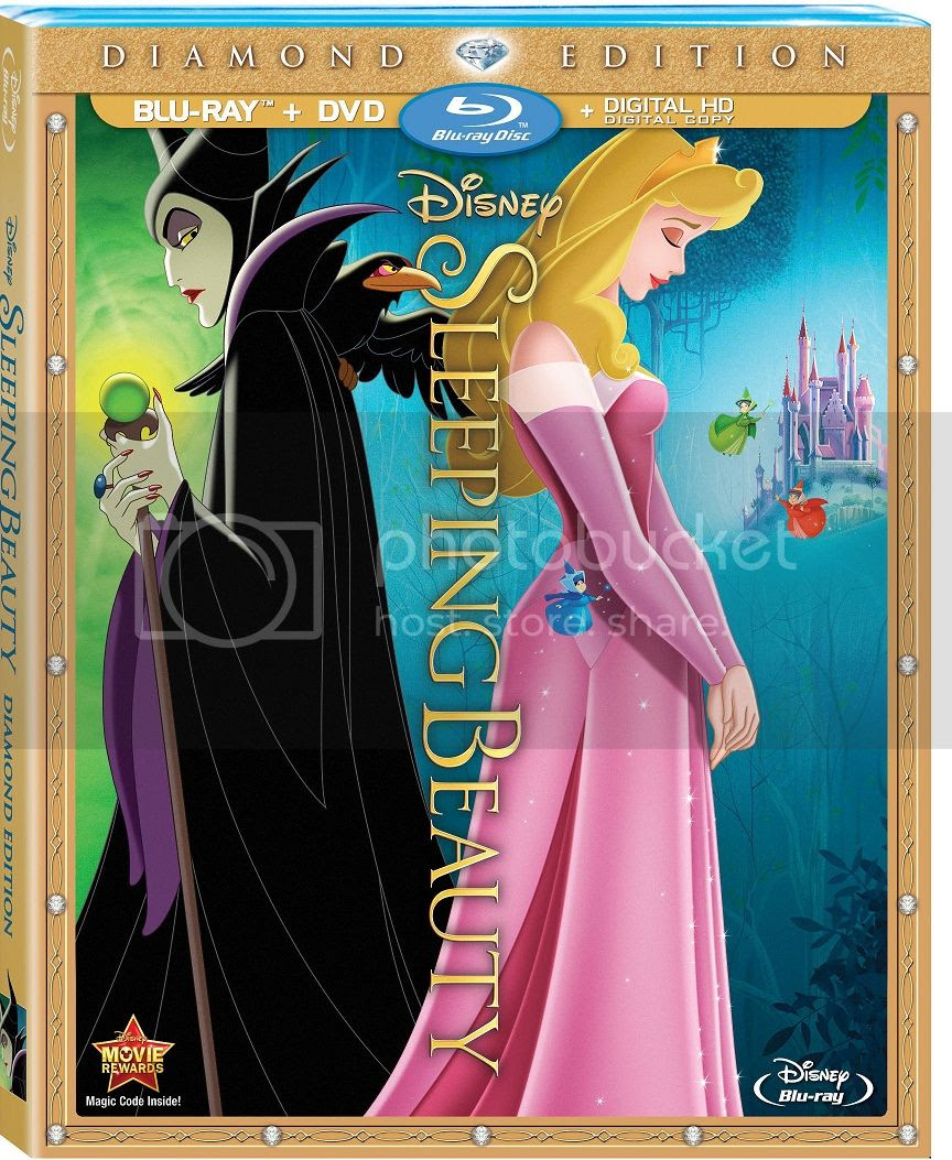 Sleeping Beauty Diamond Edition Bluray