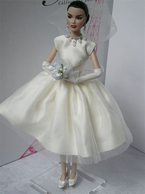263 best images about bride dolls on Pinterest   Barbie