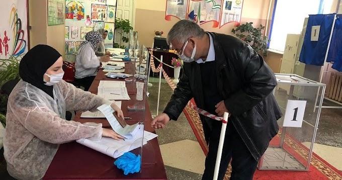 ВСунженском районе сутра наблюдается хорошая явка избирателей вфинальный день голосования