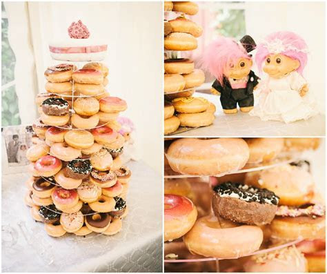 Pink and Grey Back Garden Wedding by Kari Bellamy