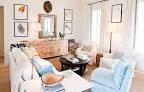 coastal style living room white seagrass sisal rug zebra directors ...