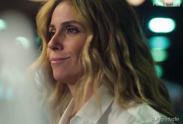 """Atena (Giovanna Antonelli) não tem escrúpulos em """"A Regra do Jogo"""""""